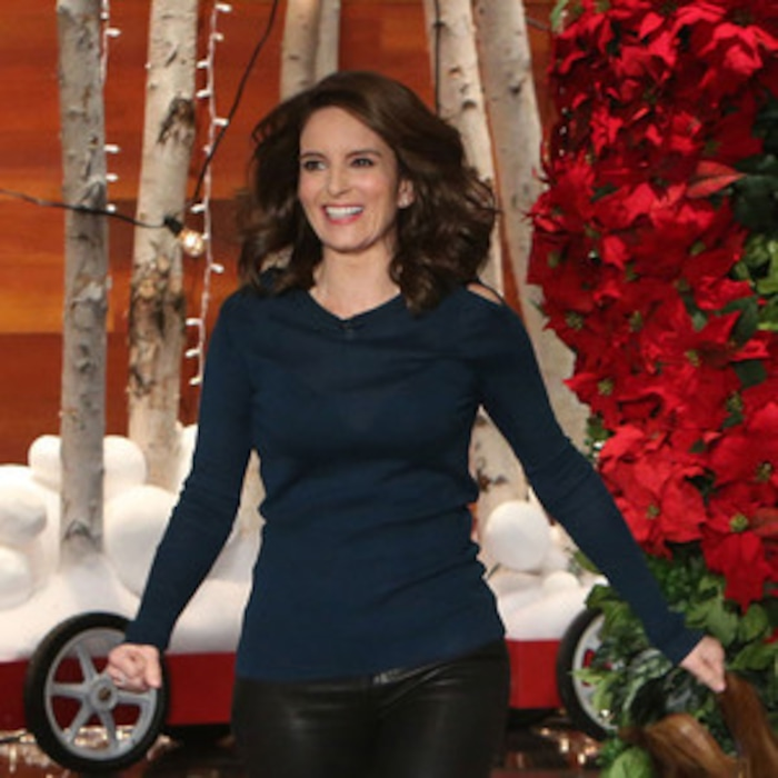 Tina Fey Reveals Daughter Penelope May Be Getting Coal for Christmas ...
