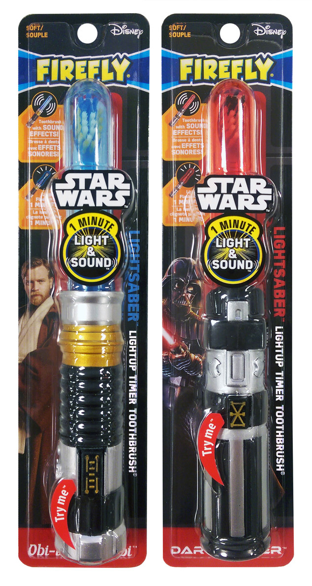 Star Wars Toothbrush