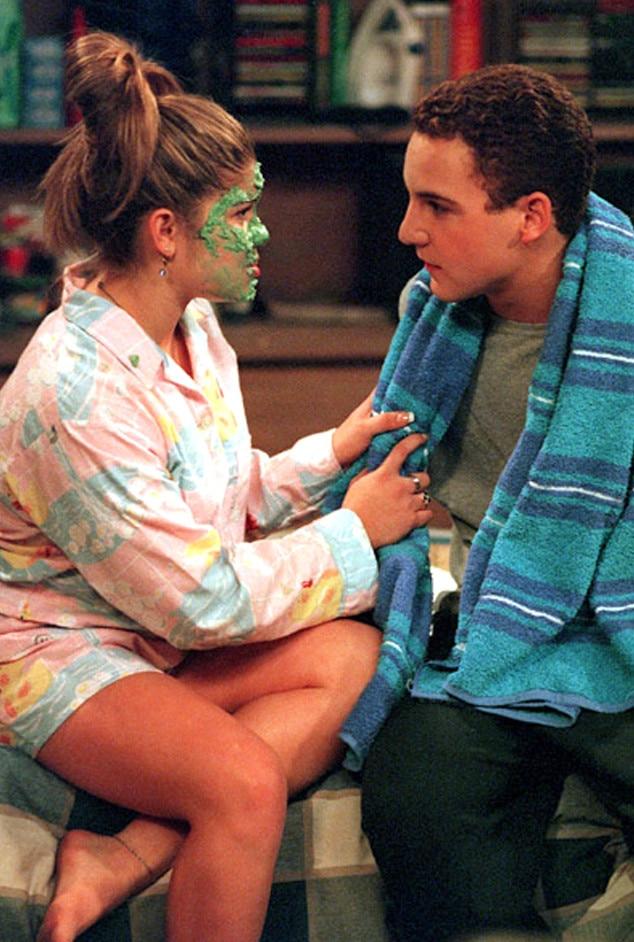 Ben Savage, Danielle Fishell, Boy Meets World, Tv's First Times