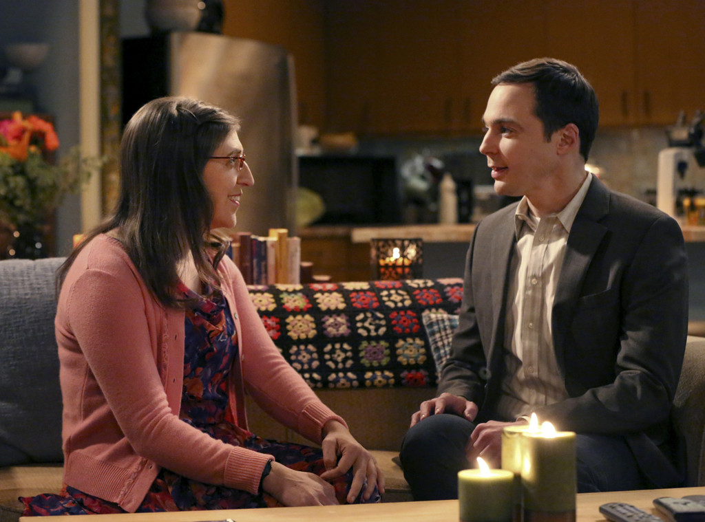 The Big Bang Theory, Jim Parsons, Mayim Bialik