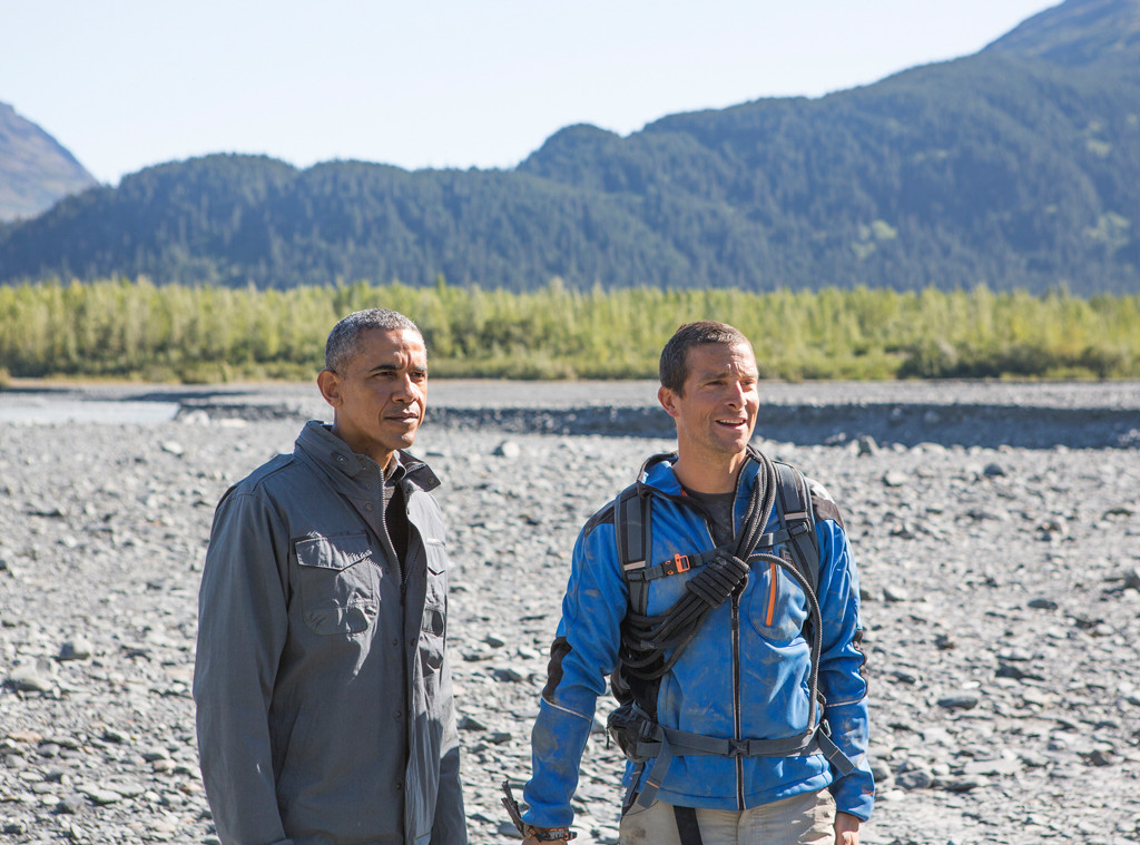 President Obama, Barack Obama, Running Wild, Bear Grylls