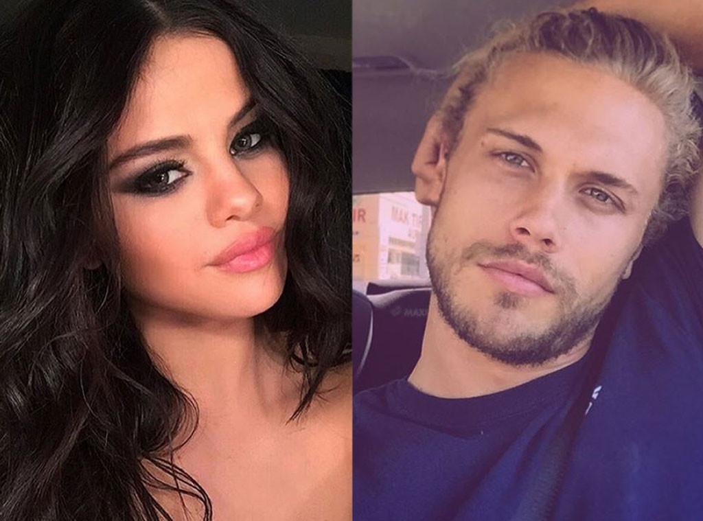 Selena Gomez, Christopher Mason