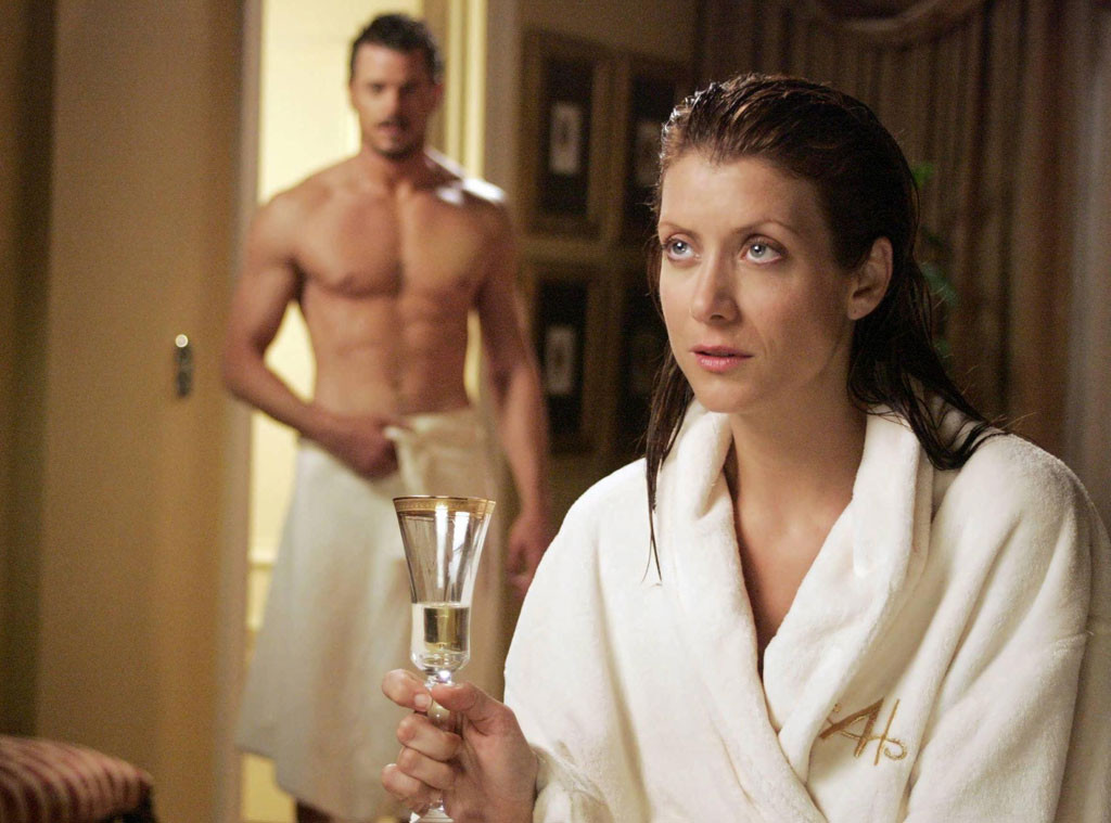 Greys Anatomy, Couples, Eric Dane, Kate Walsh