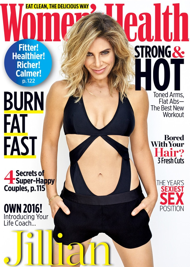 Shape, July/August 2016 from Jillian Michaels\' Hottest Covers