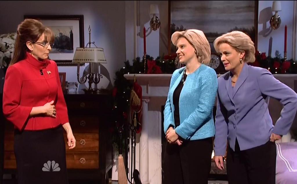Saturday Night Live, Tina Fey, Amy Poehler, Kate McKinnon