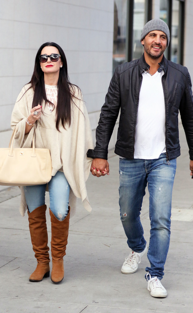 Kyle Richards, Mauricio Umansky