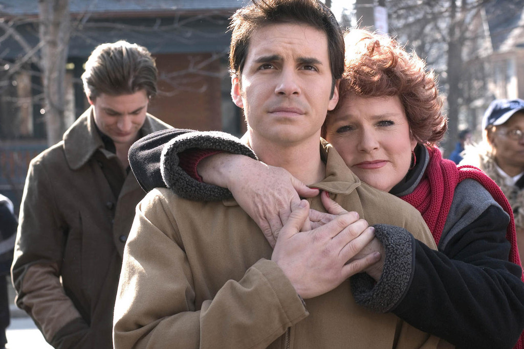 Queer As Folk, Hal Sparks, Sharon Gless