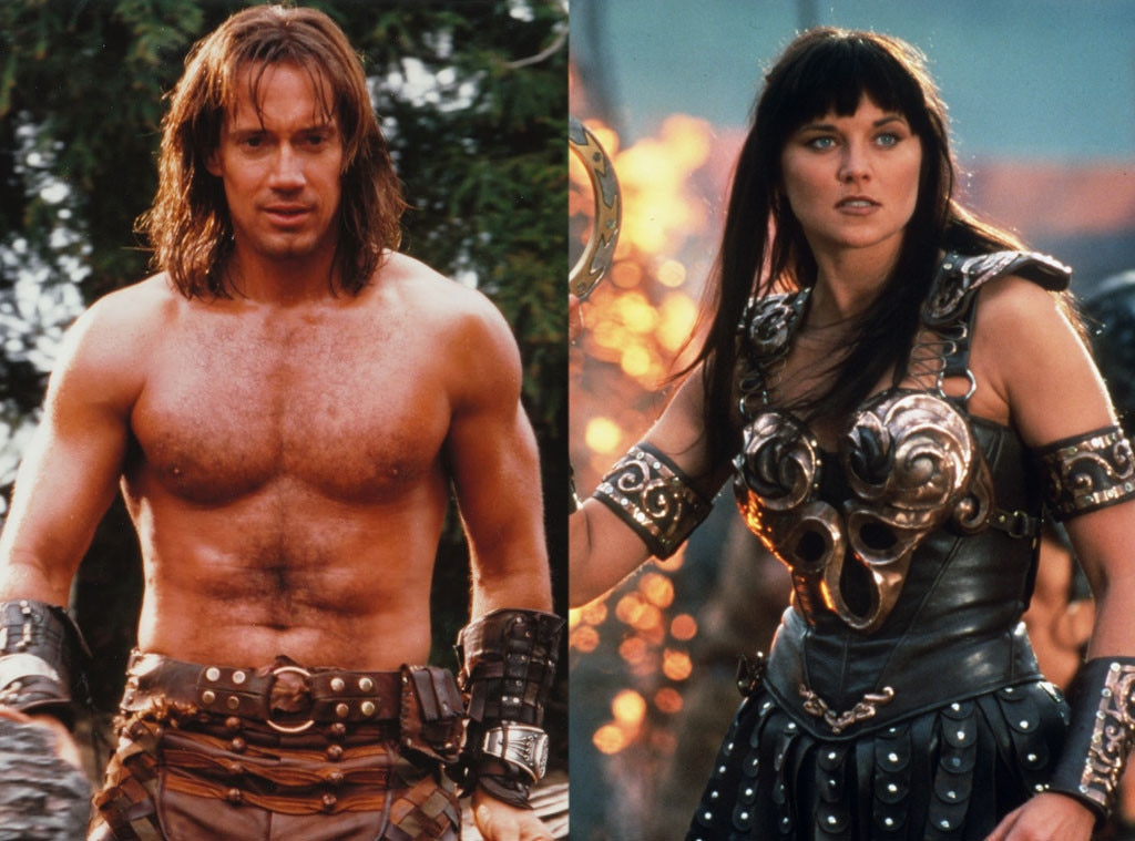 Hercules vs. Xena from Mother Show vs. Spinoff: Which Is ...