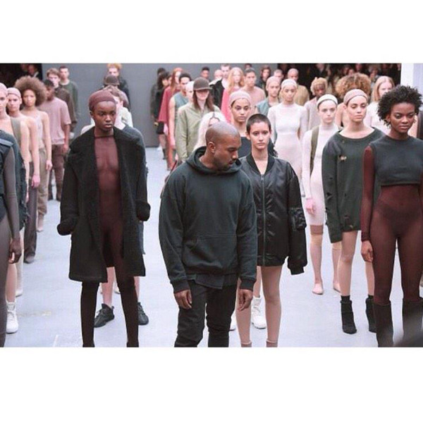 374d3a61f Everything You Need to Know About Kanye West s Yeezy Season Show at New  York Fashion Week—Watch Now!