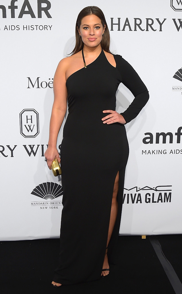 Ashley Graham, amfAR Gala