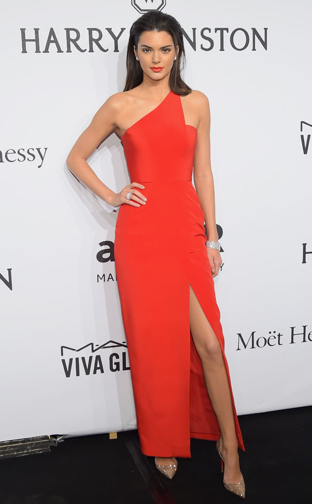 Fashion Police, Kendall Jenner, amfAR Gala