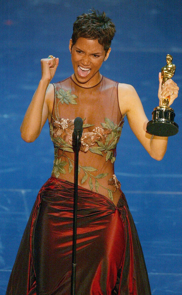 Image result for halle berry oscar