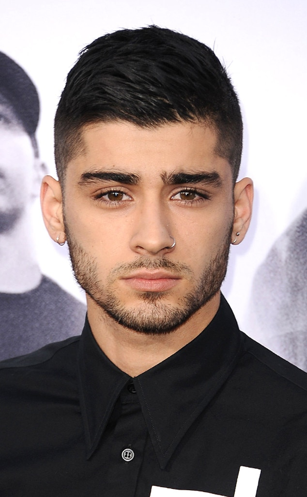 Bleach Blond From Zayn Maliks Hair Transformations