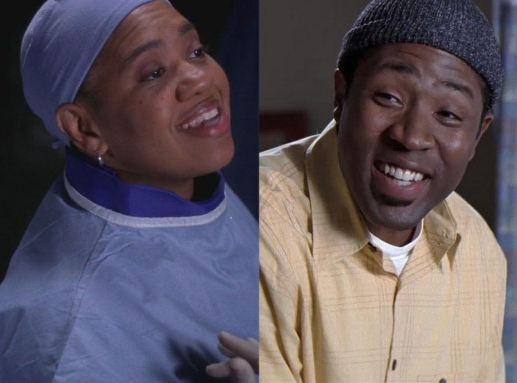 Grey's Anatomy, Couples, Chandra Wilson, Cress Williams