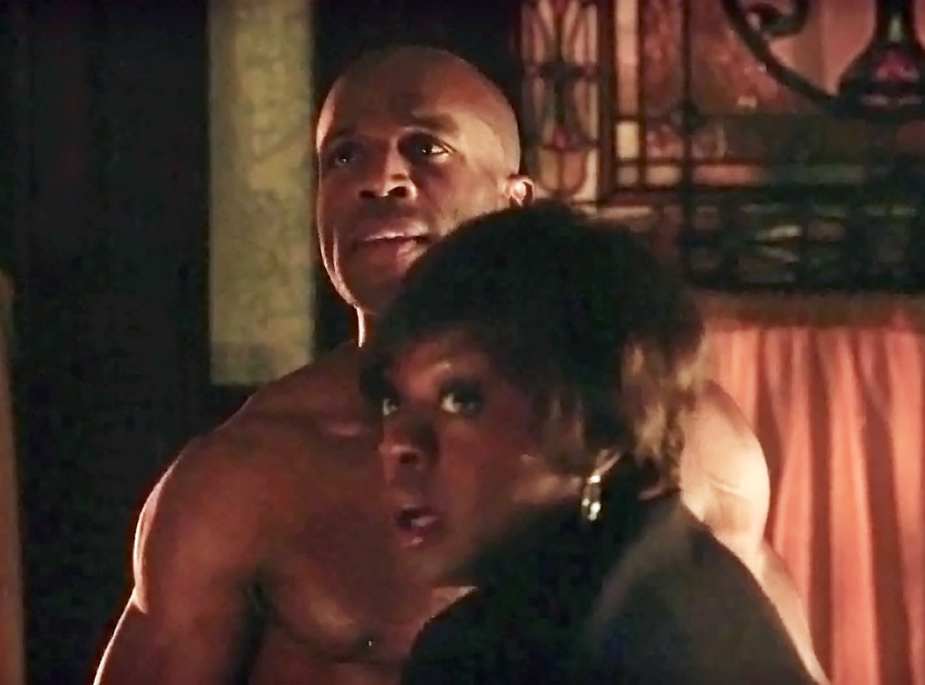 How To Get Away With Murder, Couples, Viola Davis, Billy Brown