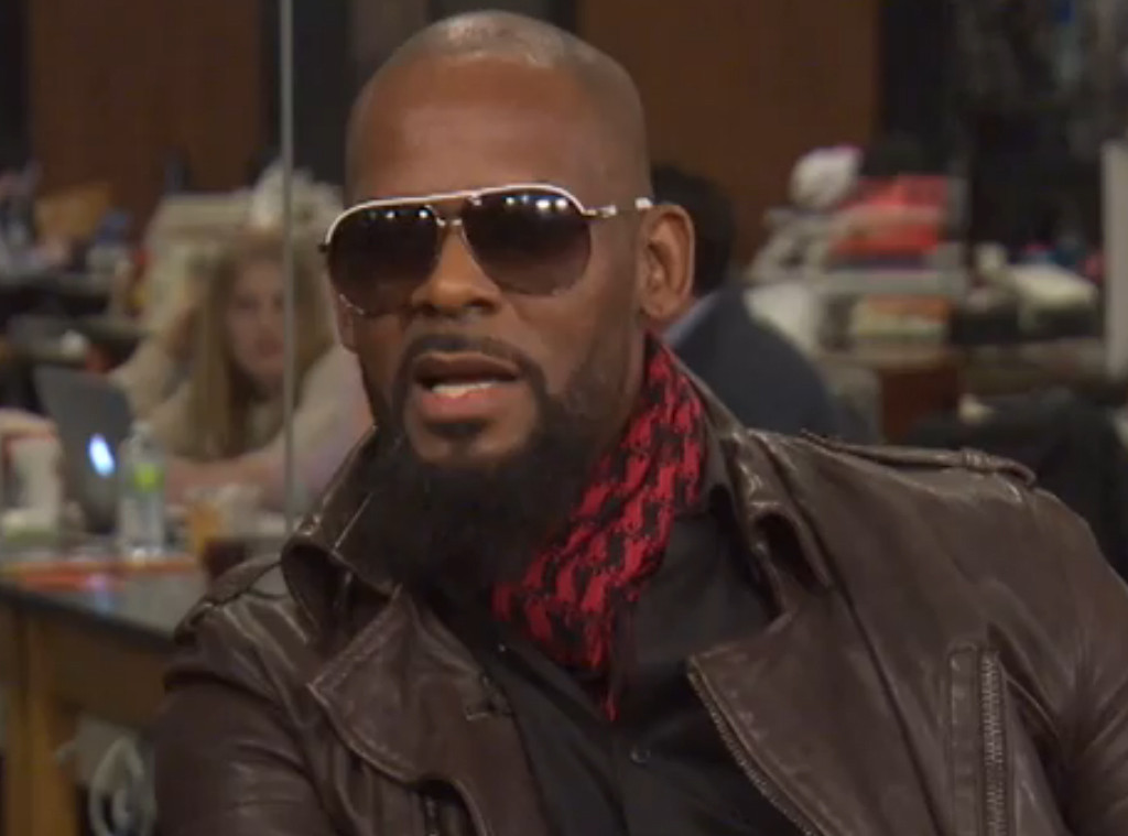 R. Kelly, Huffington Post
