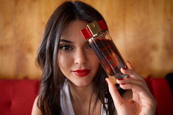 Kendall Jenner, Modern Muse Le Rouge