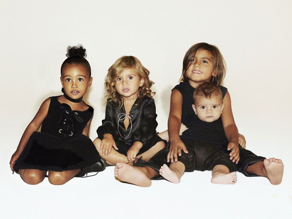 2015 from Kardashians\' Christmas Cards Throughout the Years