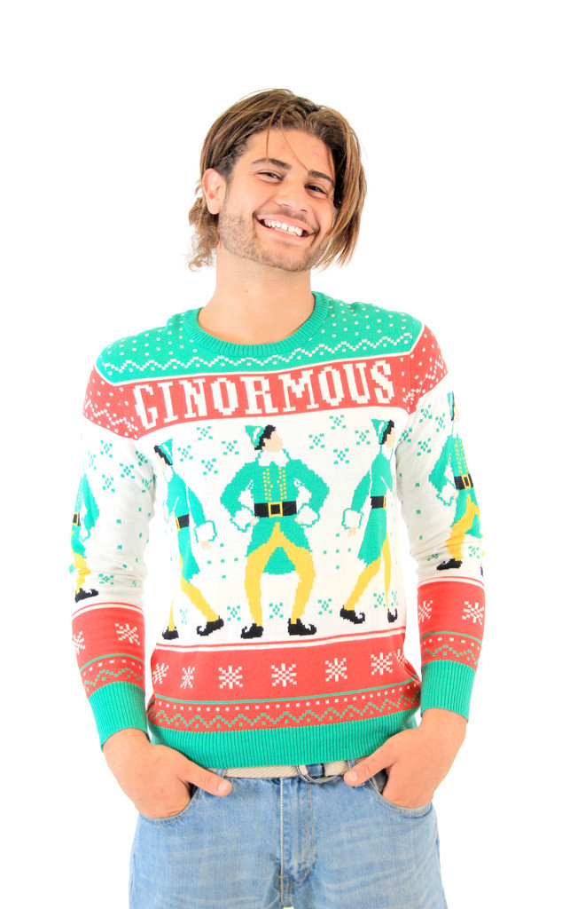 Ugly Pop Culture Holiday Sweaters