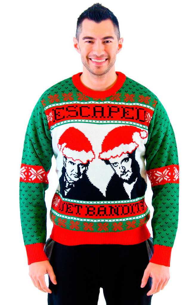 19 Ridiculous Pop Culture Holiday Sweaters You Won\'t Believe Are ...
