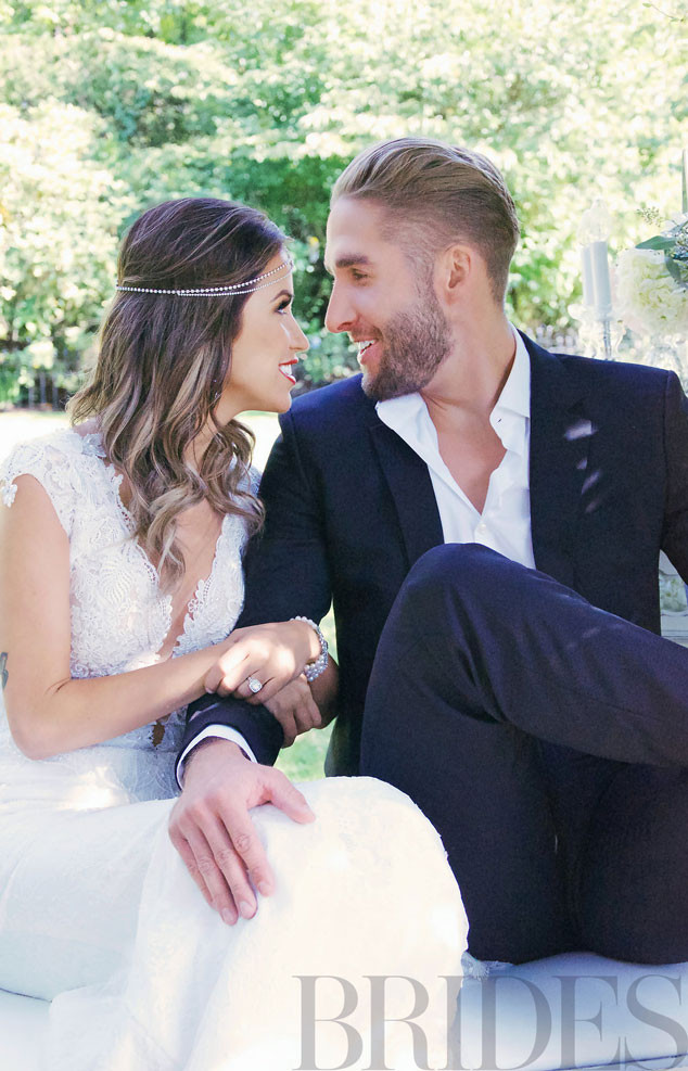 Kaitlyn Bristown, Shawn Booth, Brides