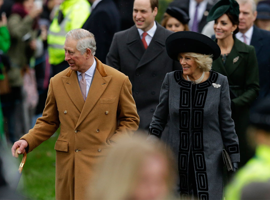 Prince Charles, Camilla the Duchess of Cornwall, Christmas