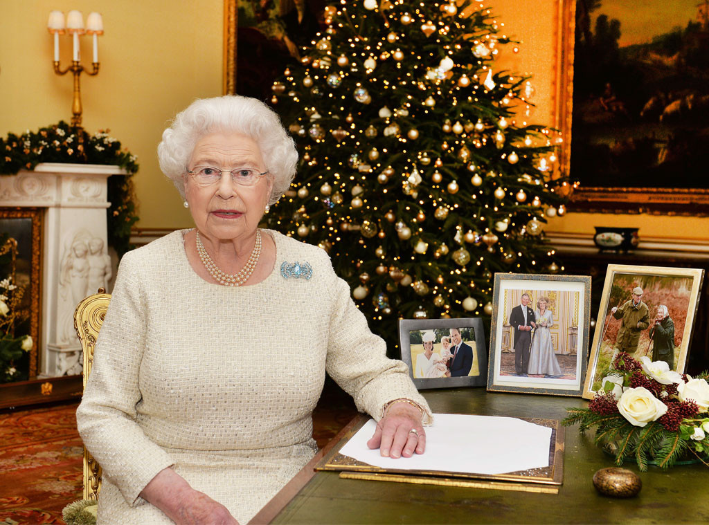 Queen Elizabeth, Christmas
