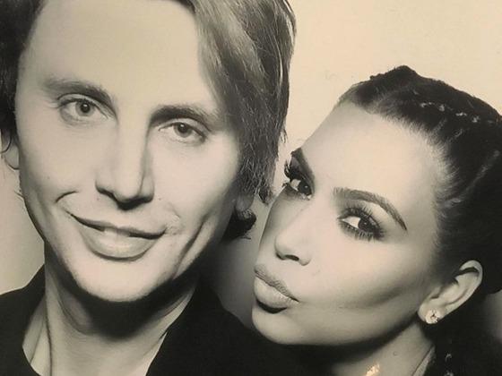 """Scheidungsgerüchte um Kim Kardashian und Kanye West sind """"hysterical"""" - sagt Jonathan Cheban"""