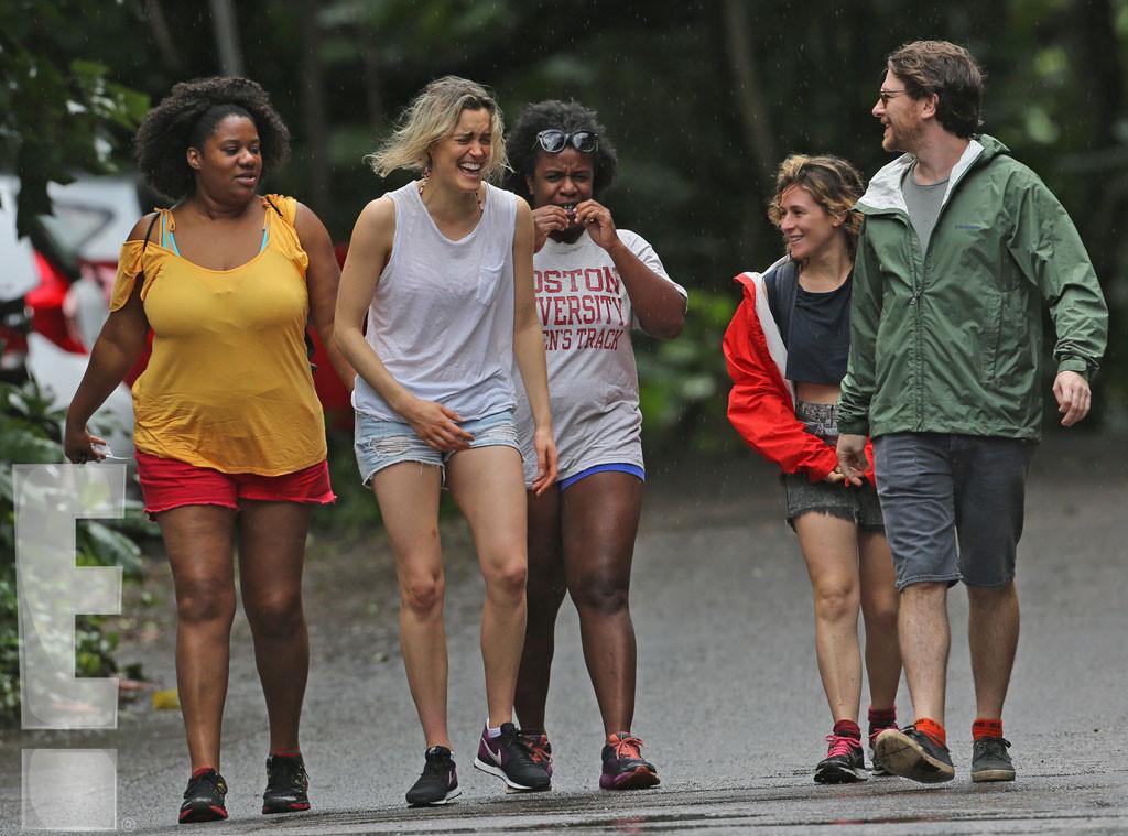 Taylor Schilling, Uzo Aduba, Yael Stone, Adrienne C Moore, Hawaii, Exclusive