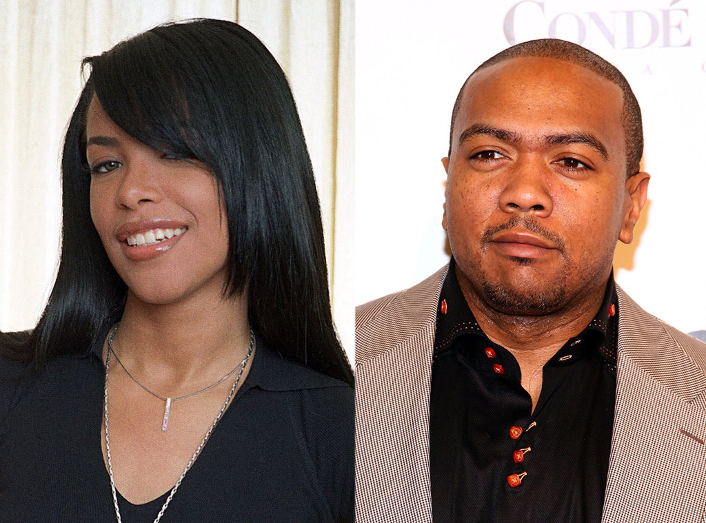 7fa6ca3f47 Unreleased Aaliyah Music Is Here! Timbaland Drops Song   Shakin ...