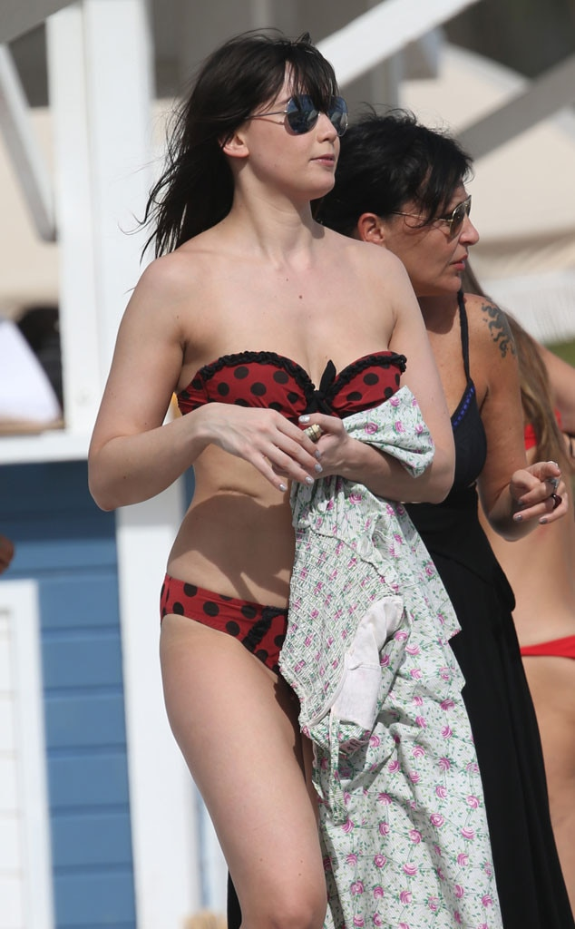 Daisy Lowe From The Big Picture Today S Hot Photos E