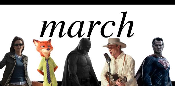 Movie Months March