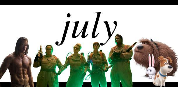 Movie Months July