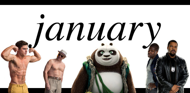 Movie Months January