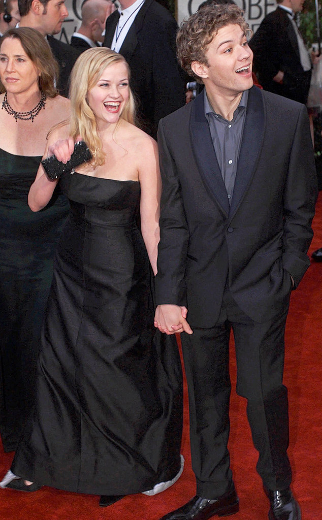 Flashback: Couples at the Golden Globes, Reese Witherspoon, Ryan Phillippe, 2000