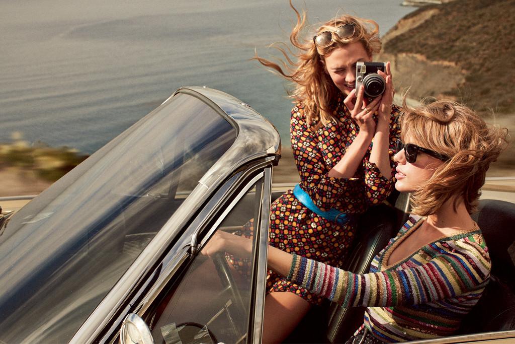 Karlie Kloss, Taylor Swift, Vogue