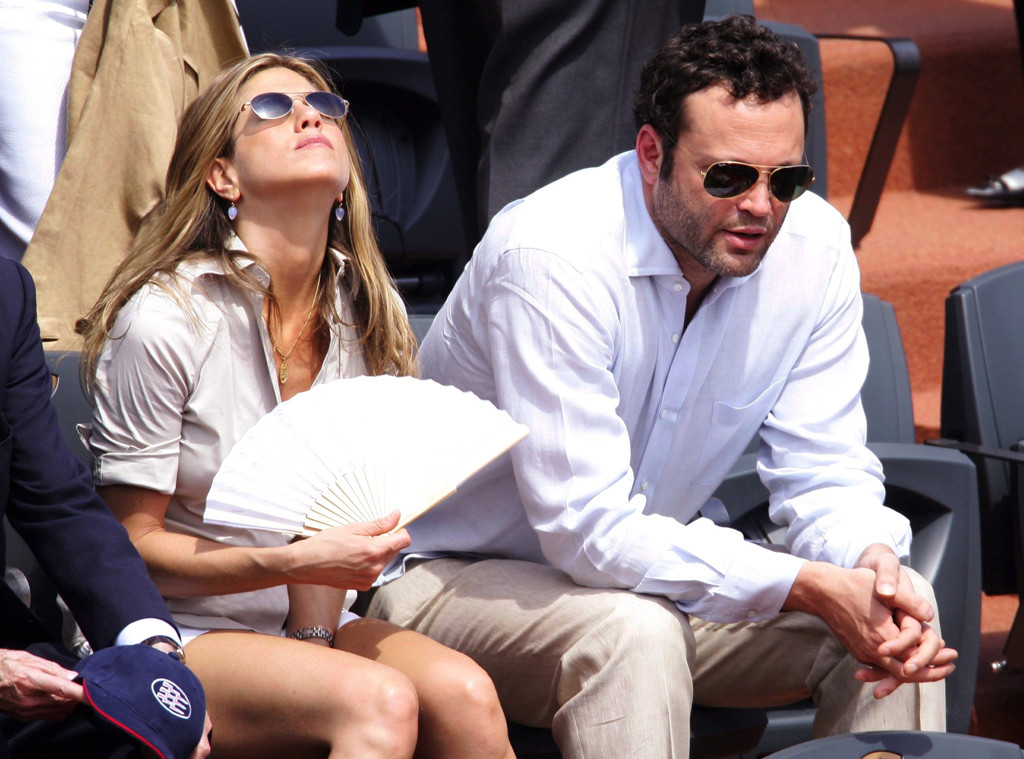 Vince Vaughn Reveals What It Was Like to Date Jennifer