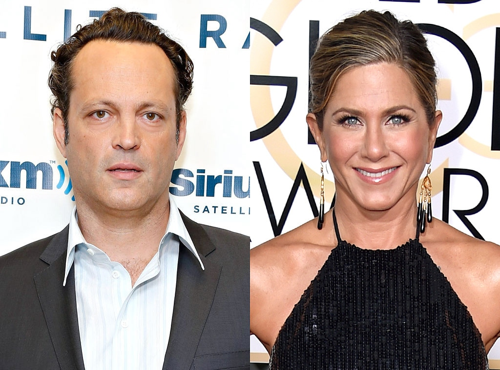 Vince Vaughn, Jennifer Aniston