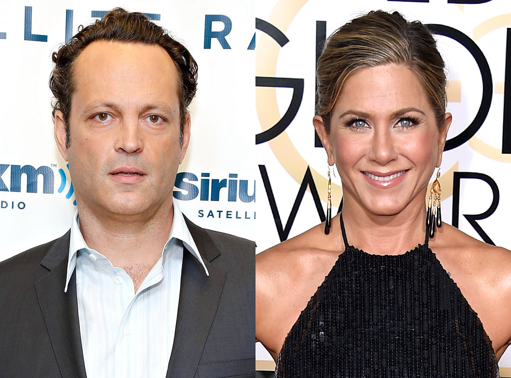 Vince Vaughn Talks Dating Jennifer Aniston—What Didnt He