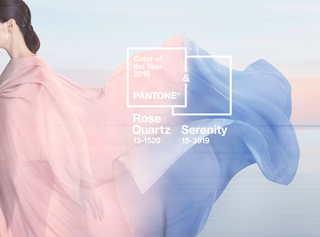 Pantone, Color of the Year 2016
