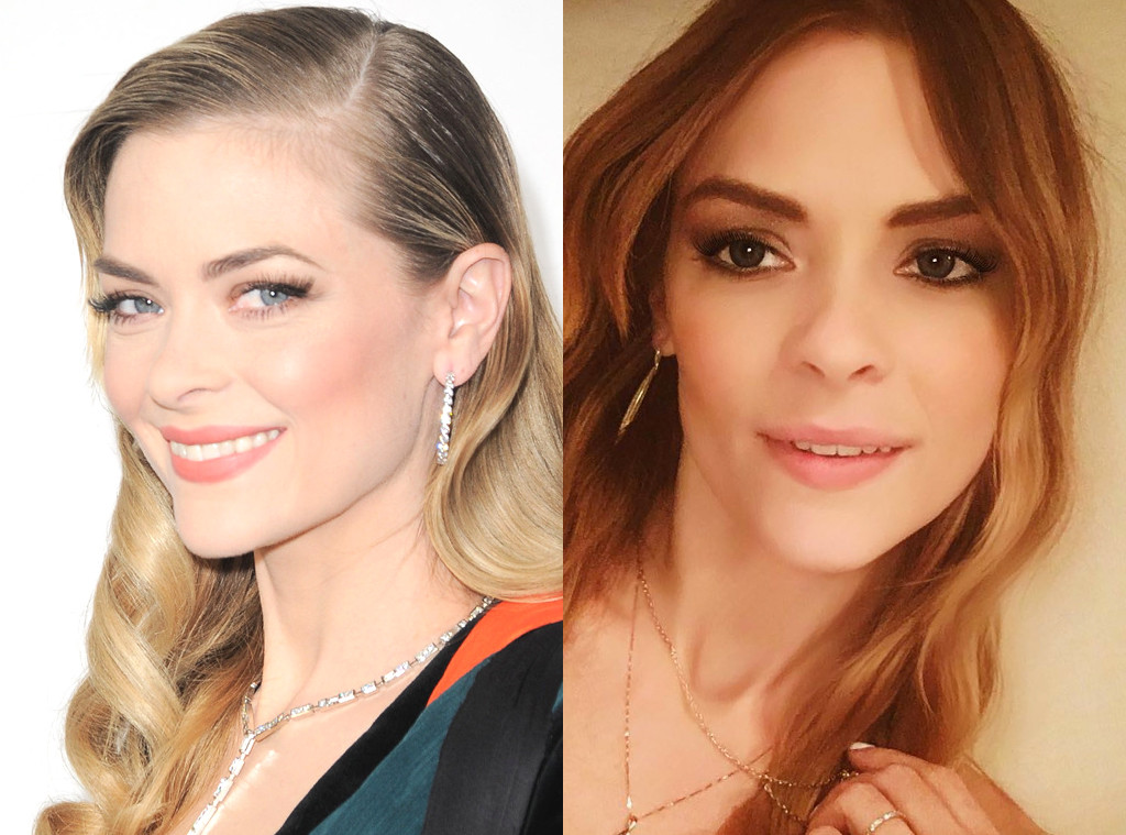 Jaime King Is The Latest Celeb To Embrace The Brondesee Her Darker