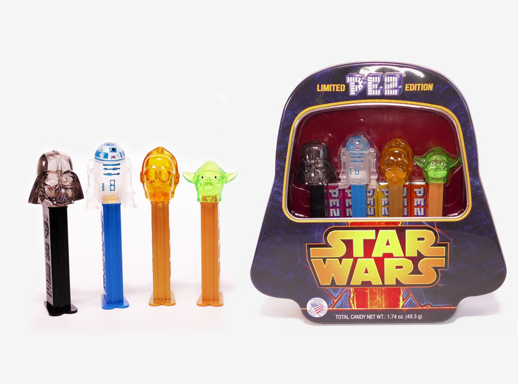 Star Wars Force Awakes food products