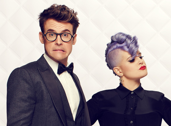 Kelly Osbourne and Brad Goreski to Walk in Naomi Campbell's Fashion For Relief Show at New York Fashion Week!