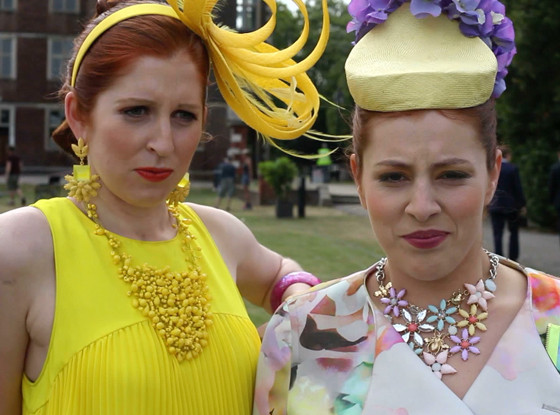 The Royals, Fashion