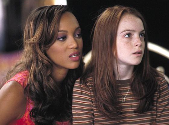 Tyra Banks, Lindsay Lohan, Life-Size