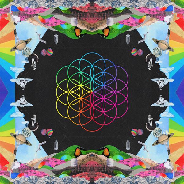 Coldplay, A Head Full of Dreams