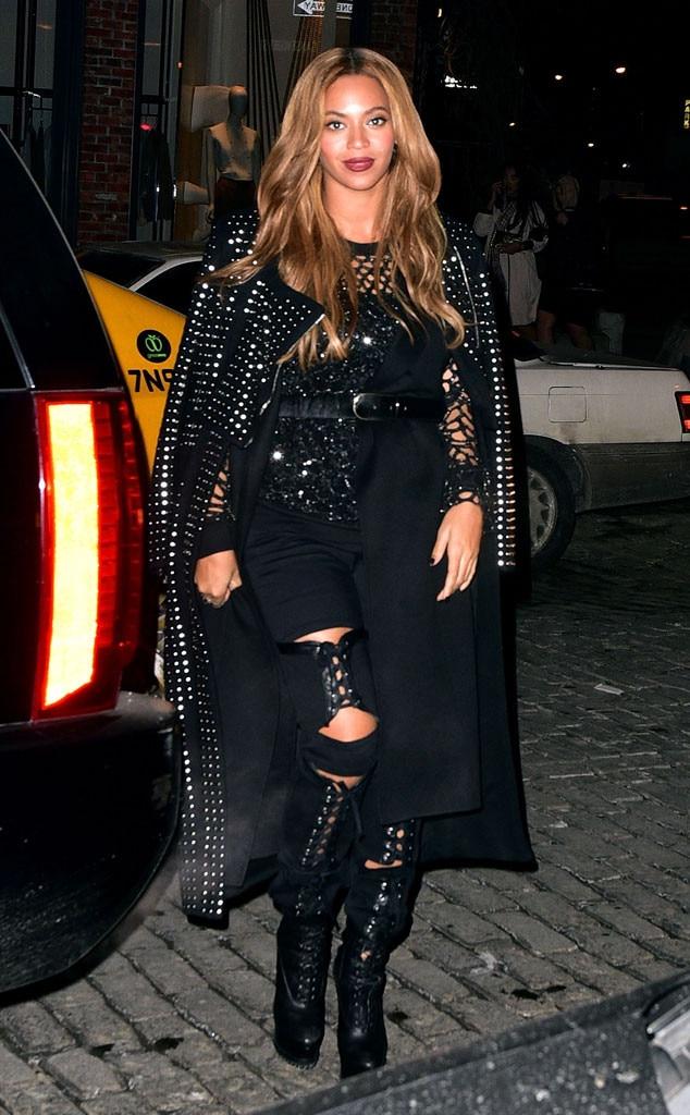 Beyonce, NYFW
