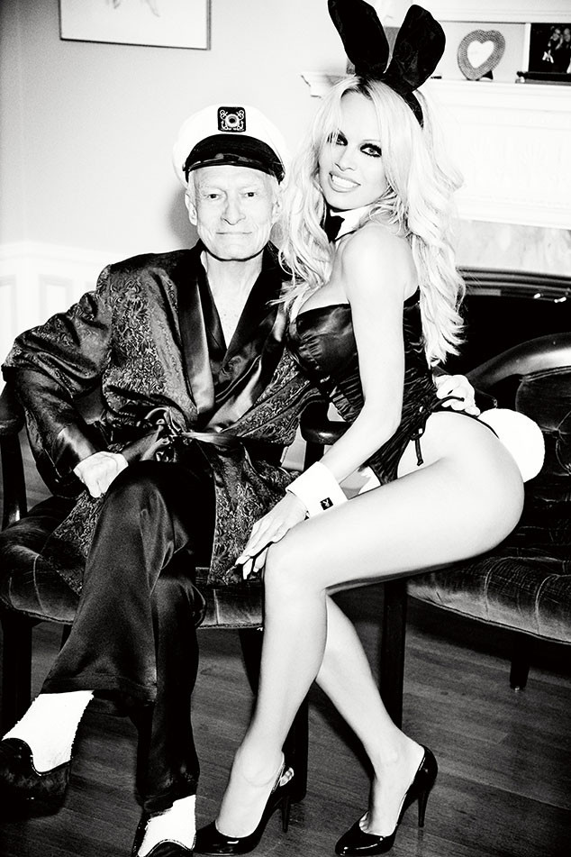 Pamela Anderson, Playboy