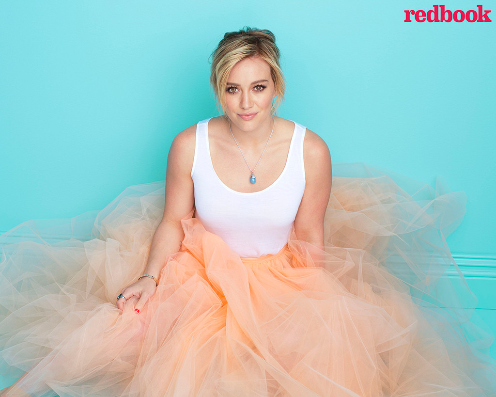 Hilary Duff, Redbook