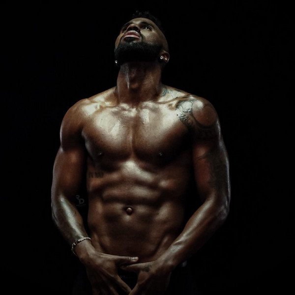 Jason Derulo, Naked, Instagram